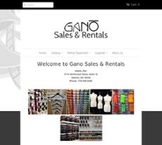 4efeb6f239 Gano Sales   Rentals Competitors