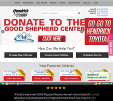 Hendrick Toyota Of Wilmington Company Profile Owler