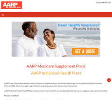 Aarp Health Insurance >> Aarp Health Insurance Competitors Revenue And Employees