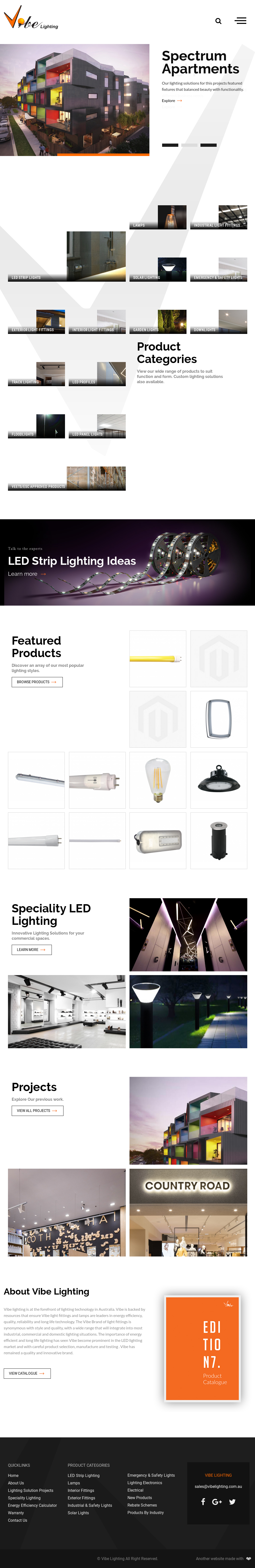 vibe lighting competitors revenue and employees owler company profile