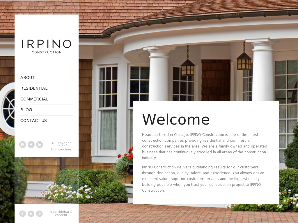 Irpino Construction Competitors, Revenue and Employees