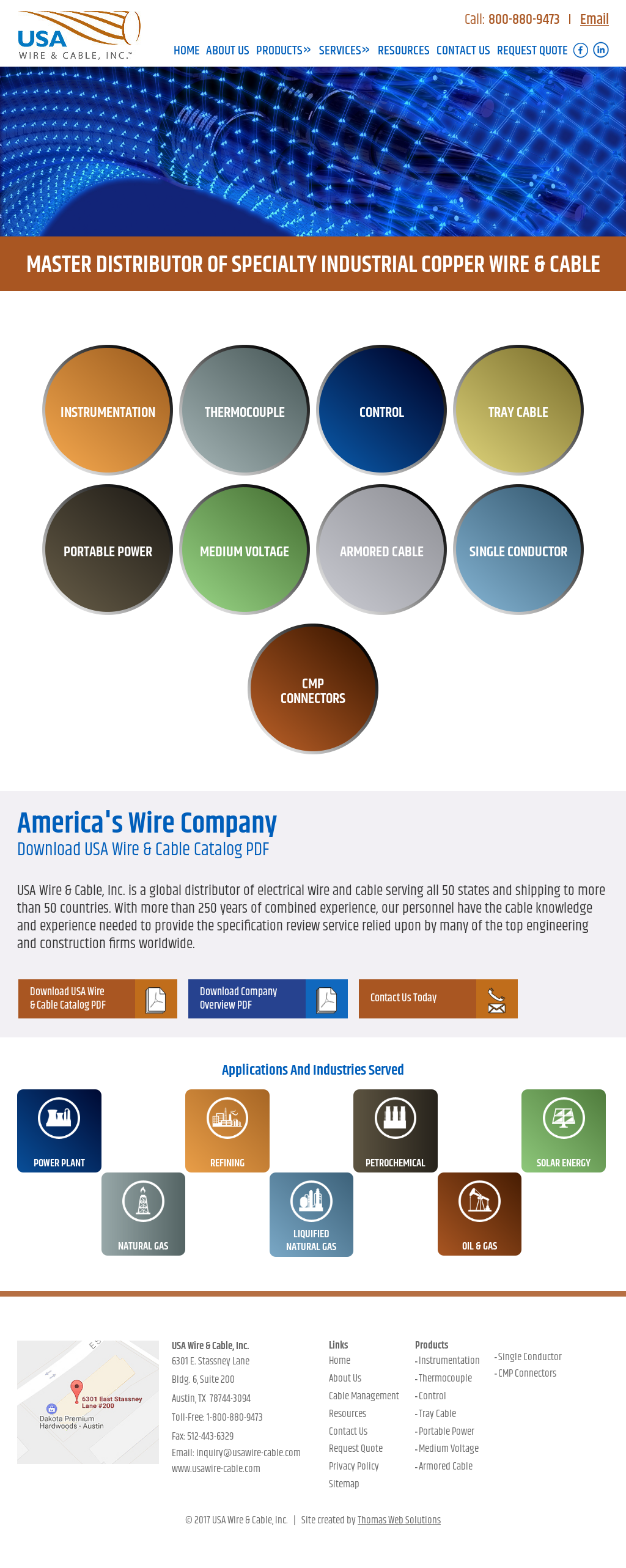 USA Wire & Cable Competitors, Revenue and Employees - Owler Company ...