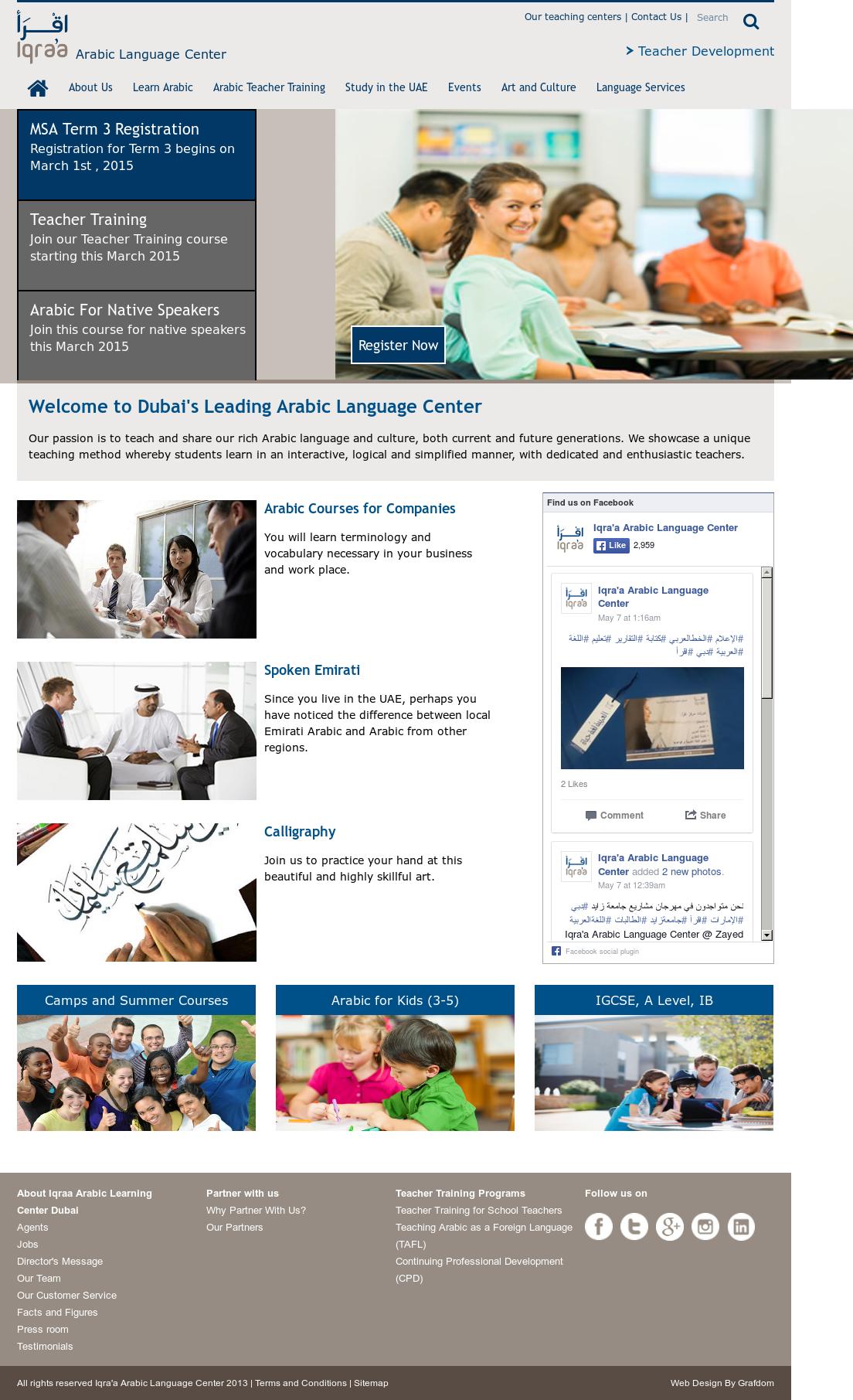 Iqra'a Arabic Language Center Competitors, Revenue and