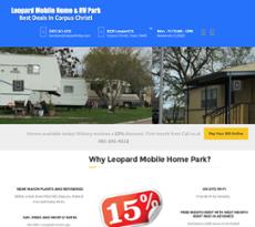 Leopard Mobile Home Park Company Profile