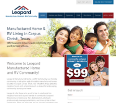 May 2017 Sep Leopard Mobile Home Park Website History