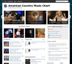 American Country Music Chart Competitors, Revenue and