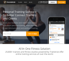 Trainerize Competitors, Revenue and Employees - Owler