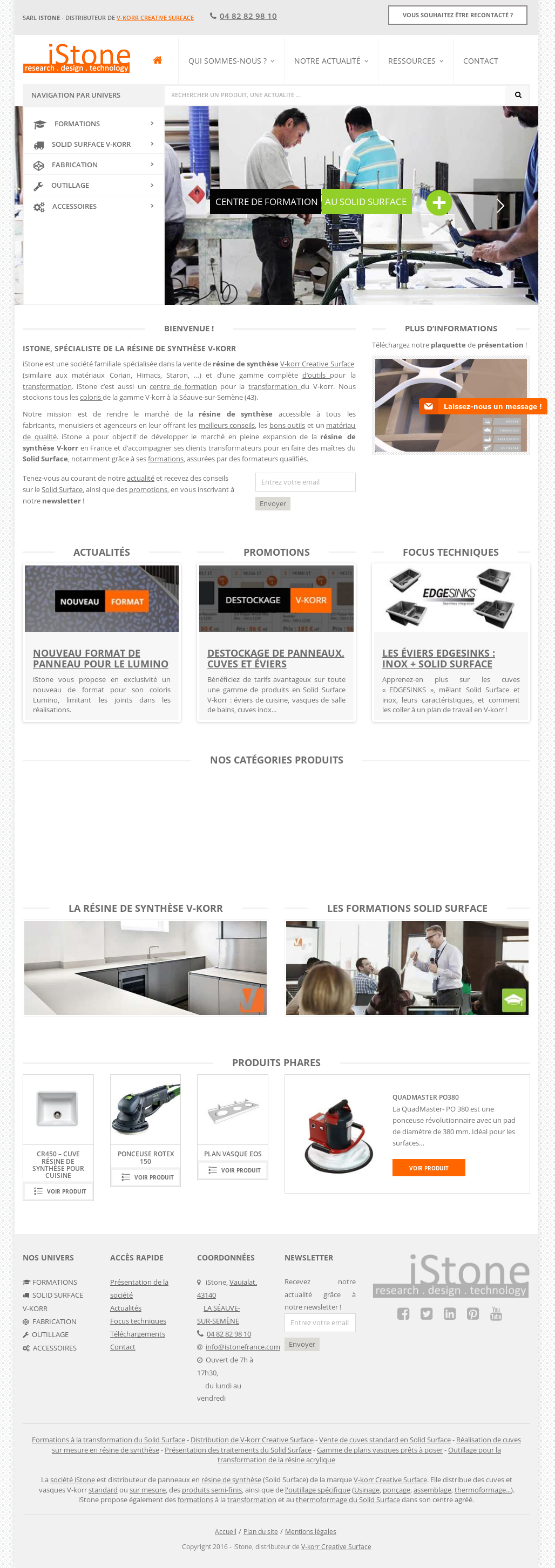 Coller 2 Plan De Travail Cuisine v-korr creative surface competitors, revenue and employees