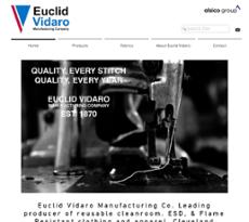 Vidaro website history
