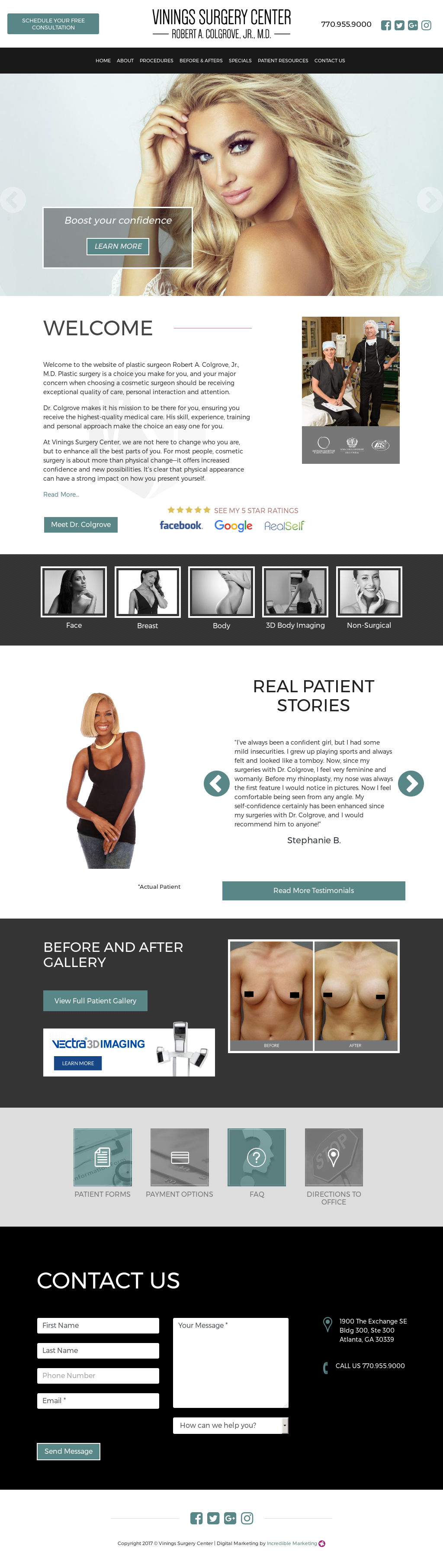 Phrase, Vinings breast augmentation surgeon something is