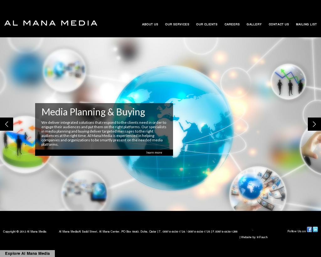 Al Mana Media Competitors, Revenue and Employees - Owler