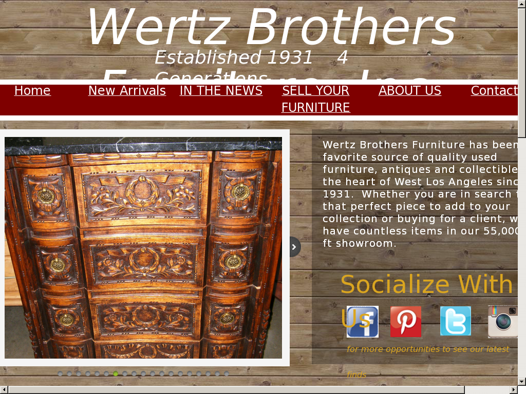 Wertz Brothers Furniture Compeors Revenue And Employees Owler Company Profile