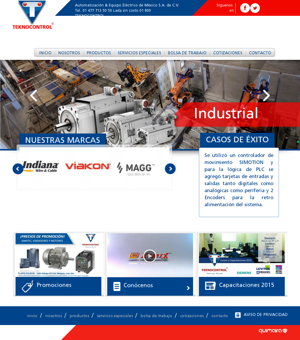 Teknocontrol Competitors Revenue And Employees Owler Company Profile