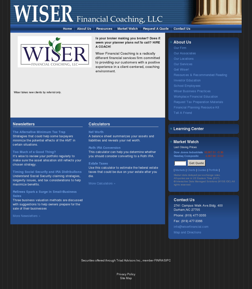 wiser and associates