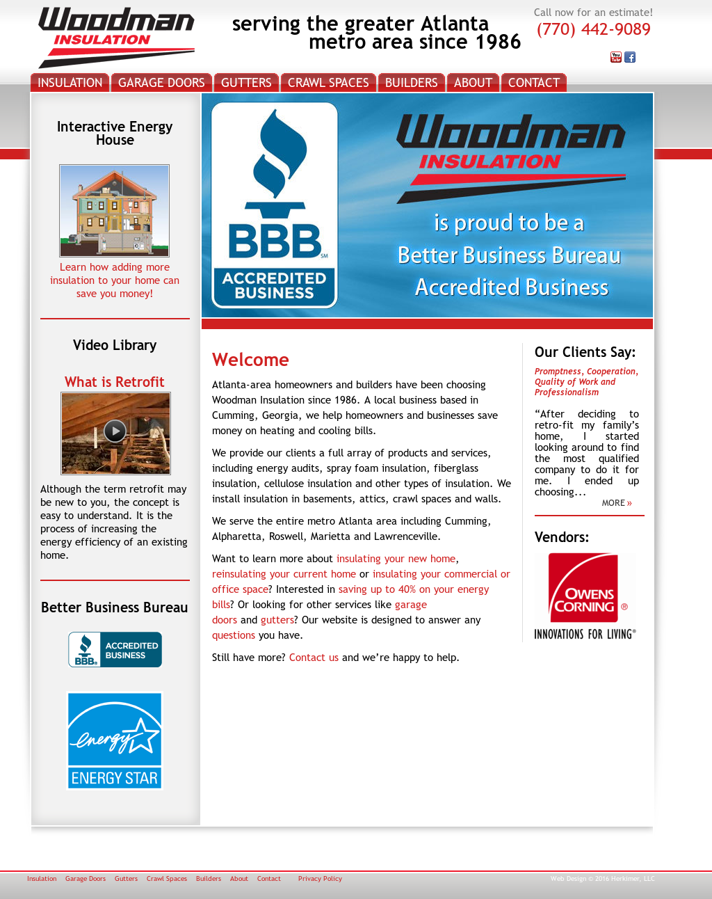 Woodman Insulation Competitors, Revenue and Employees