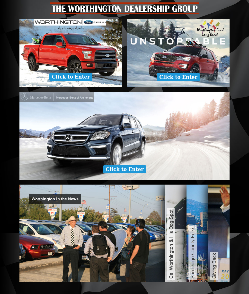 Worthington Ford Anchorage >> Calworthington Competitors Revenue And Employees Owler