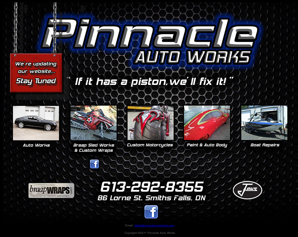 Pinnacle Auto Works Competitors, Revenue and Employees - Owler