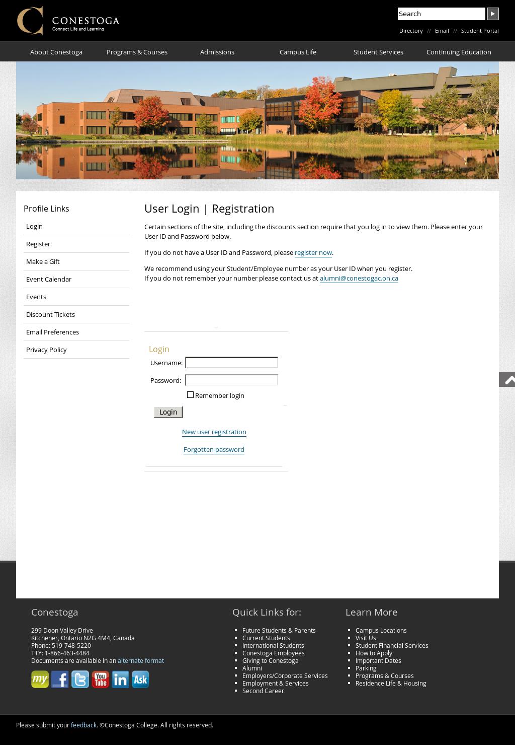 Conestoga College Competitors, Revenue and Employees - Owler Company ...
