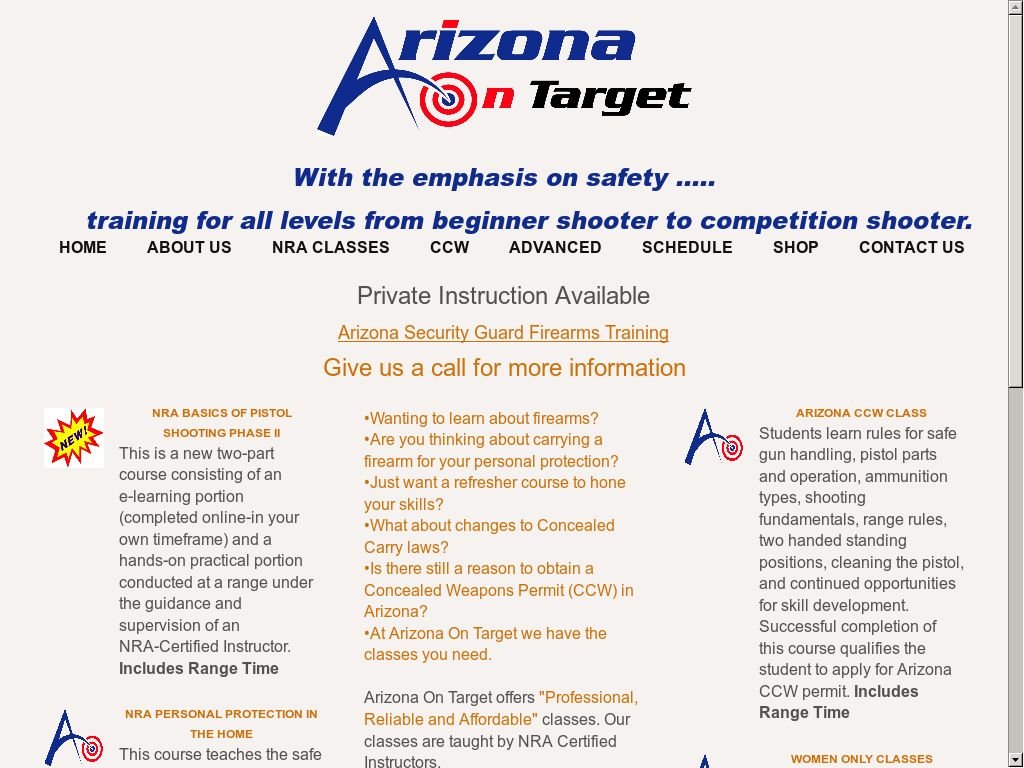 arizona on target competitors, revenue and employees - owler company