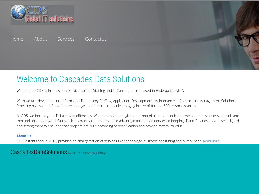 78f736bdf35e Cascades Data Solutions India Competitors