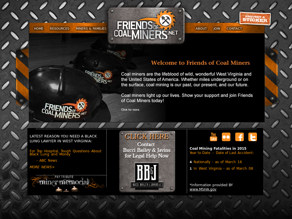 629a2c790ea Friends Of Coal Miners Competitors