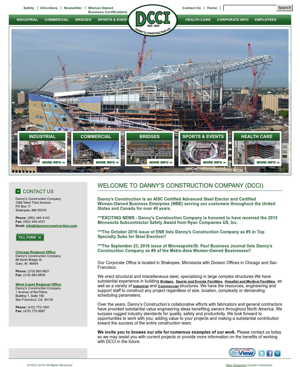 DCCI Competitors, Revenue and Employees - Owler Company Profile