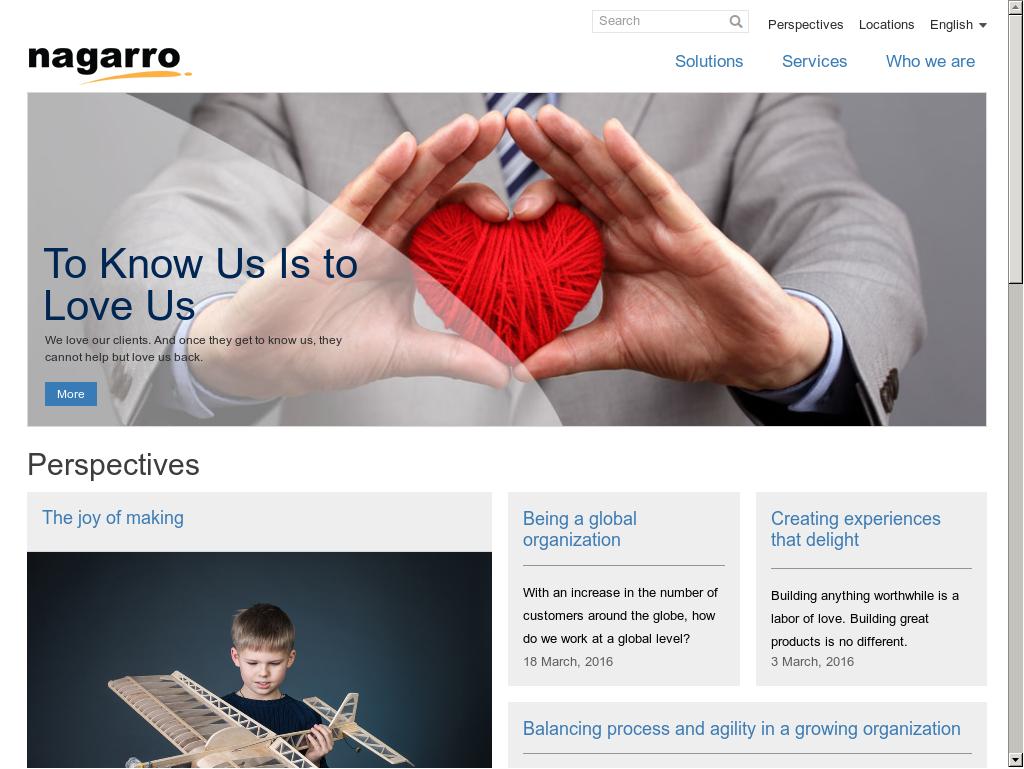 Nagarro Competitors, Revenue and Employees - Owler Company Profile