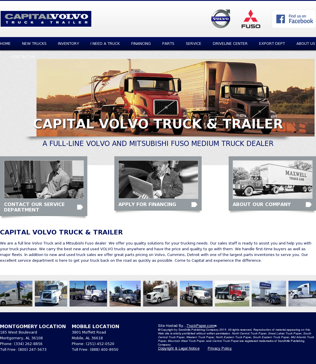 Capital Volvo Trucks Competitors Revenue And Employees