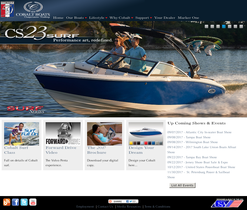 Cobalt Boats Competitors, Revenue and Employees - Owler