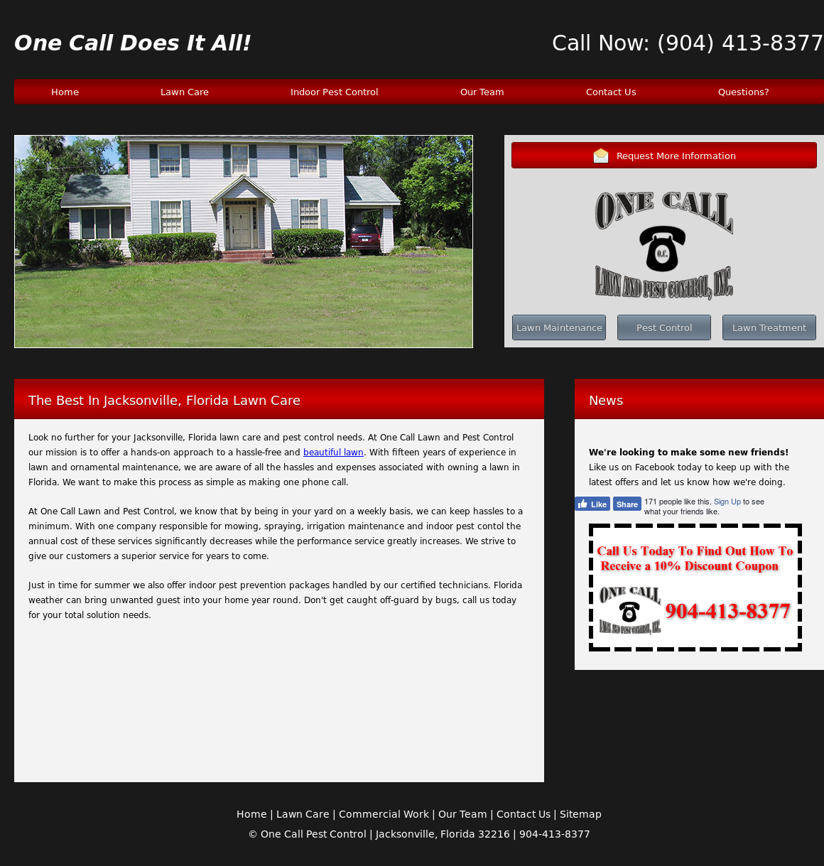 Lawn And Pest Control Compeors