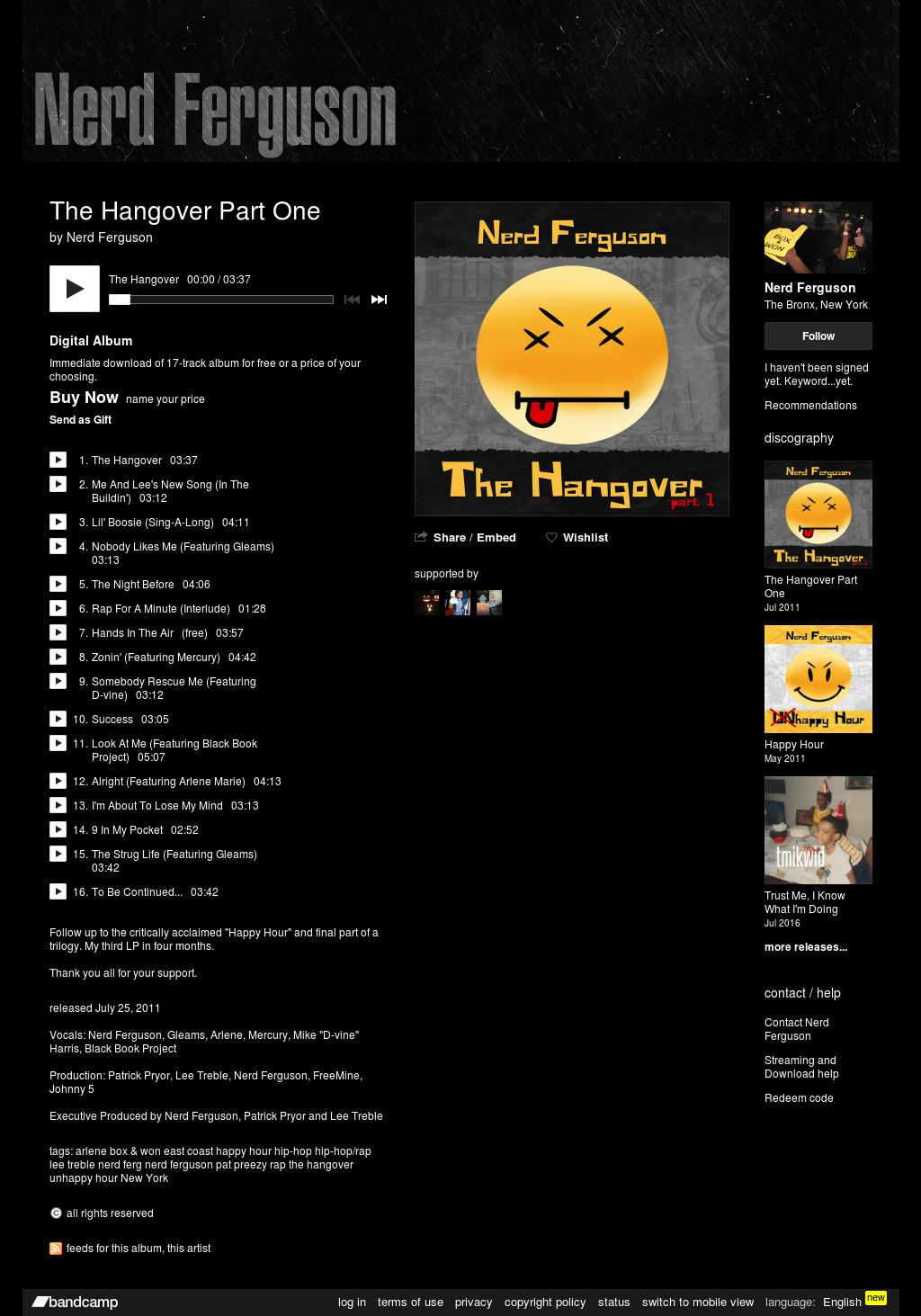 Nerd Ferguson Competitors, Revenue and Employees - Owler