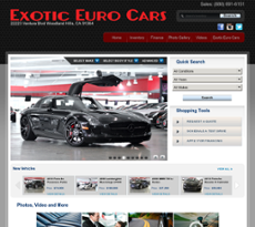 Exotic Euro Cars >> Exotic Euro Cars Competitors Revenue And Employees Owler