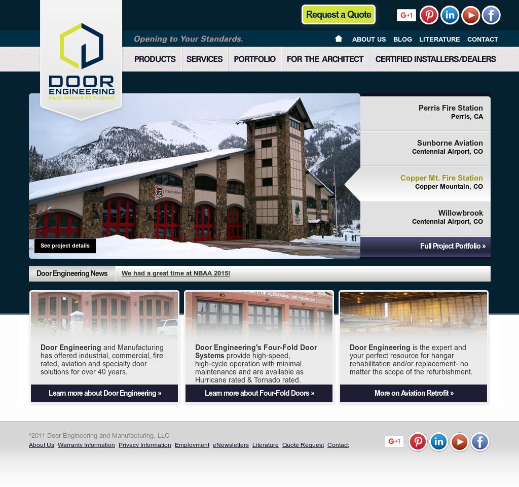 Door Engineering And Manufacturing Competitors Revenue