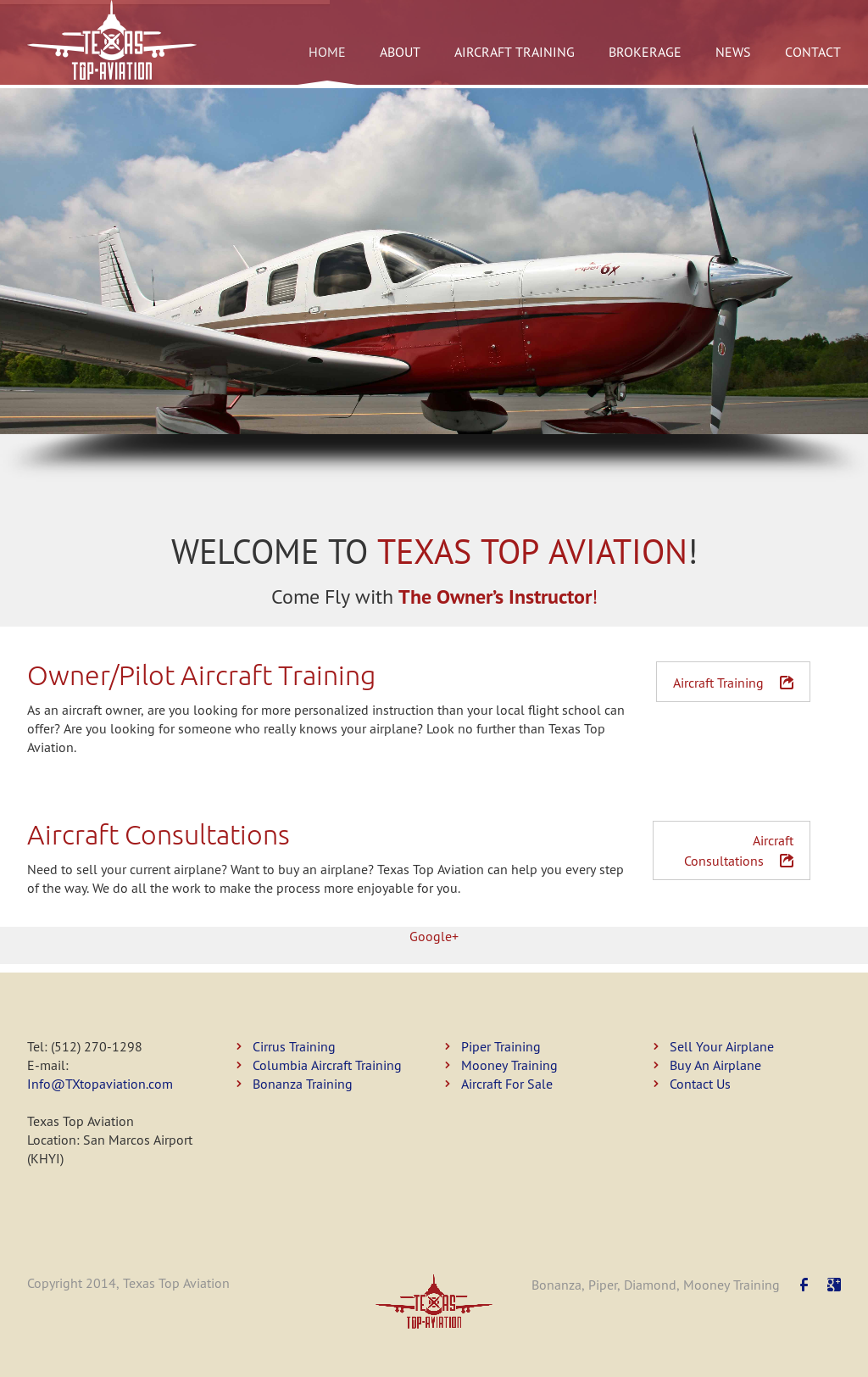 Texas Top Aviation Competitors, Revenue and Employees