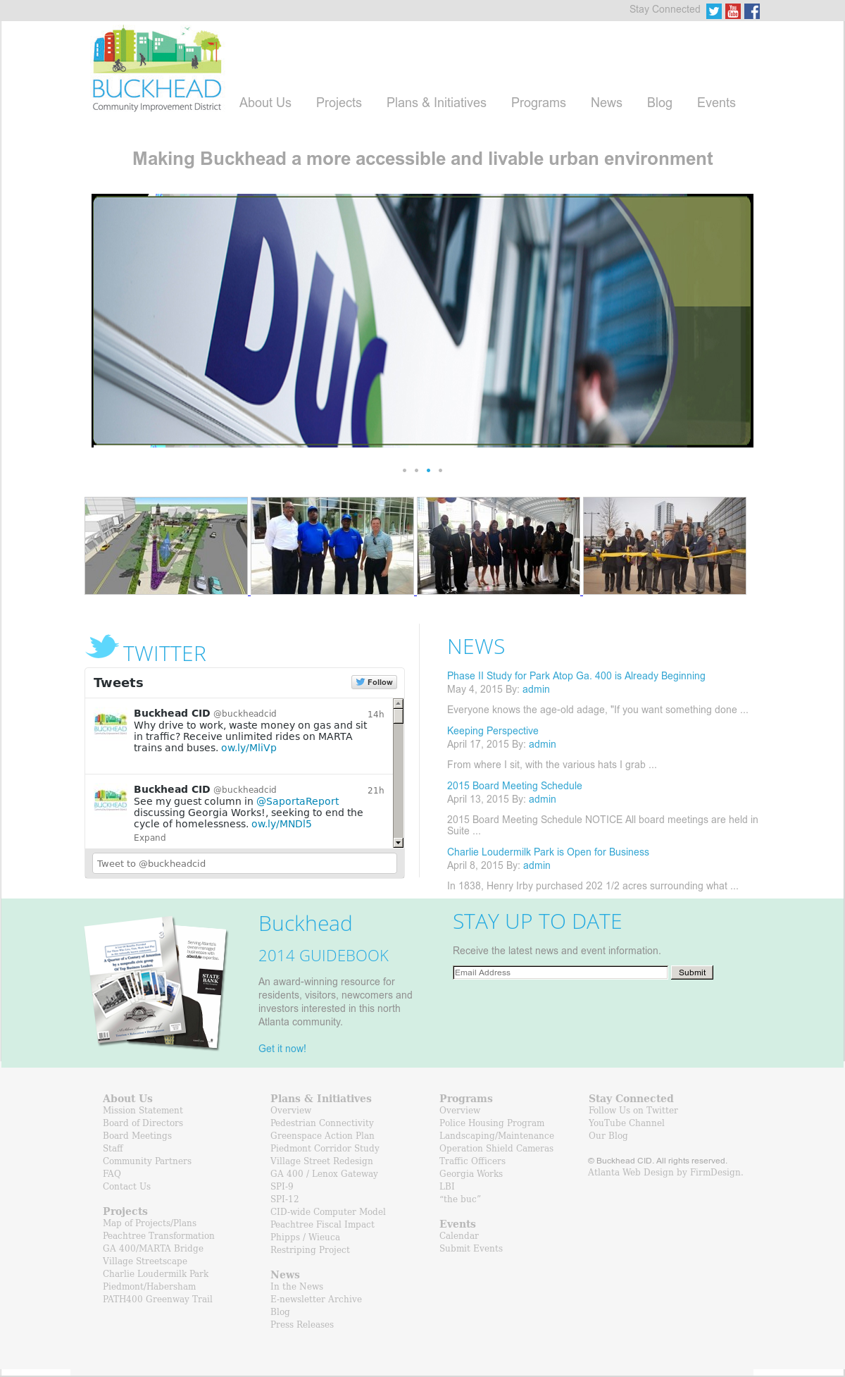 Buckhead Cid Competitors, Revenue and Employees - Owler Company Profile