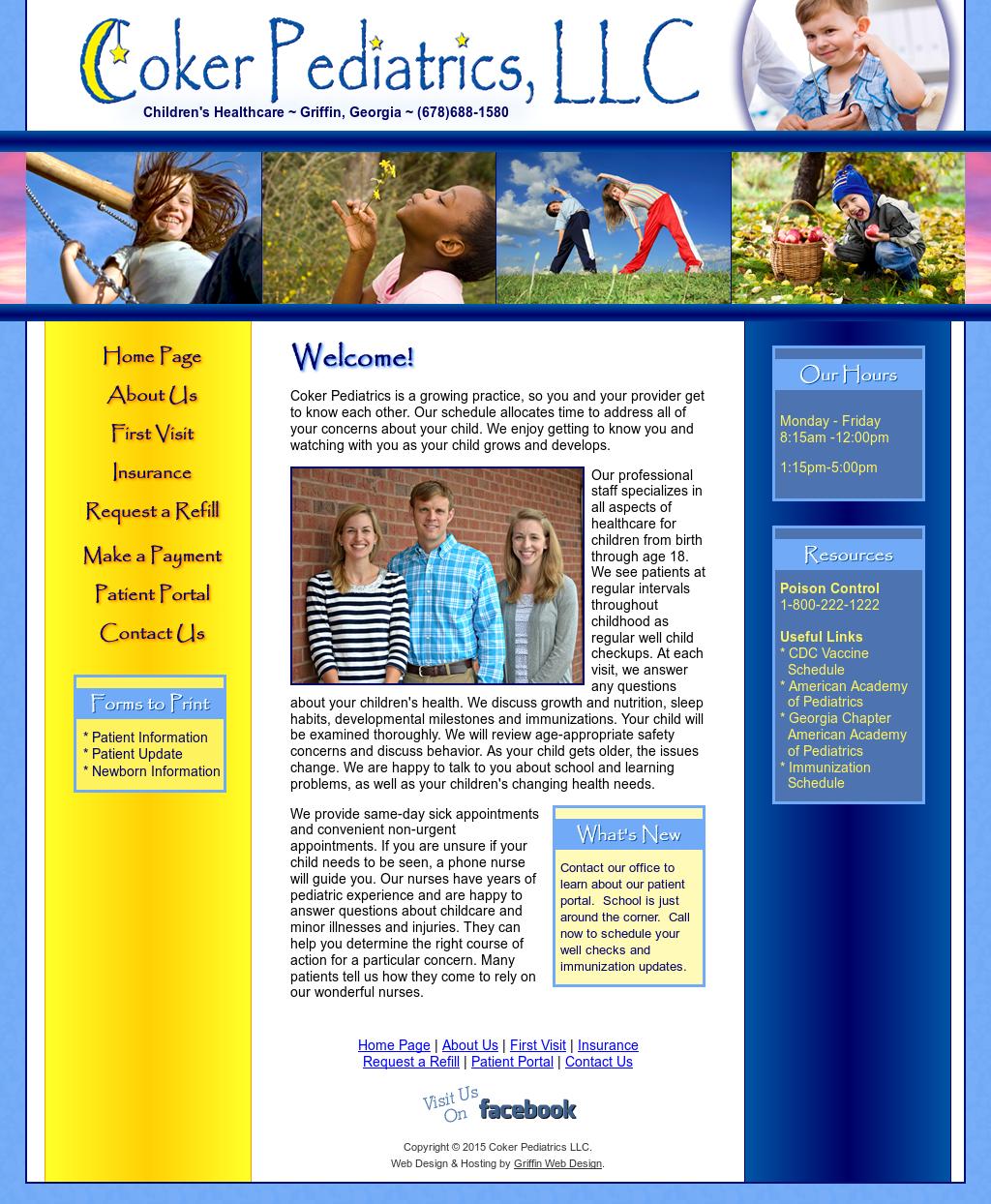Coker Pediatrics Competitors, Revenue and Employees - Owler Company
