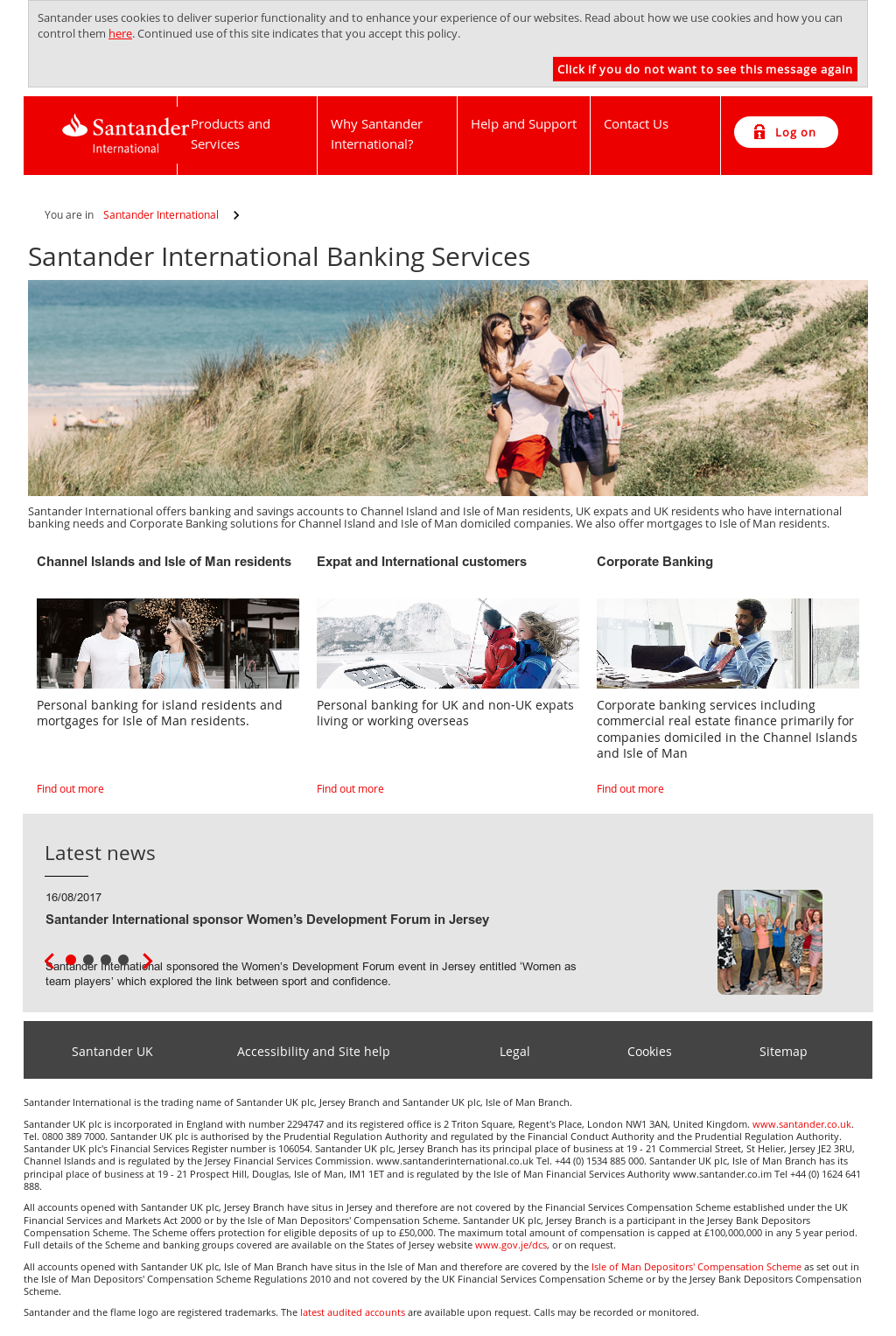 Santander Private Banking Competitors, Revenue and Employees