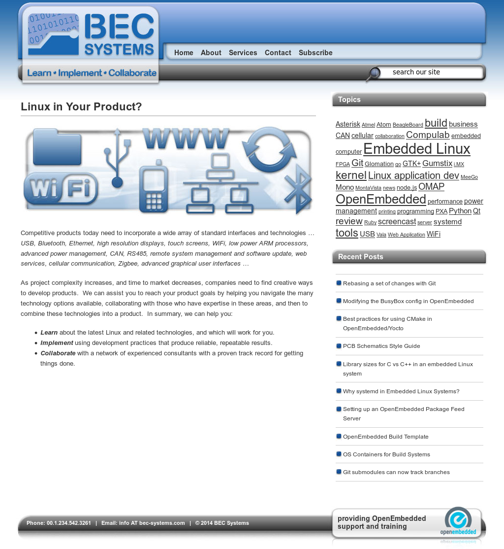 Bec Systems Competitors, Revenue and Employees - Owler Company Profile