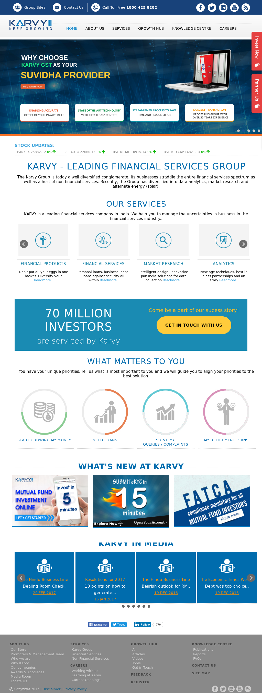 Karvy Competitors, Revenue and Employees - Owler Company Profile