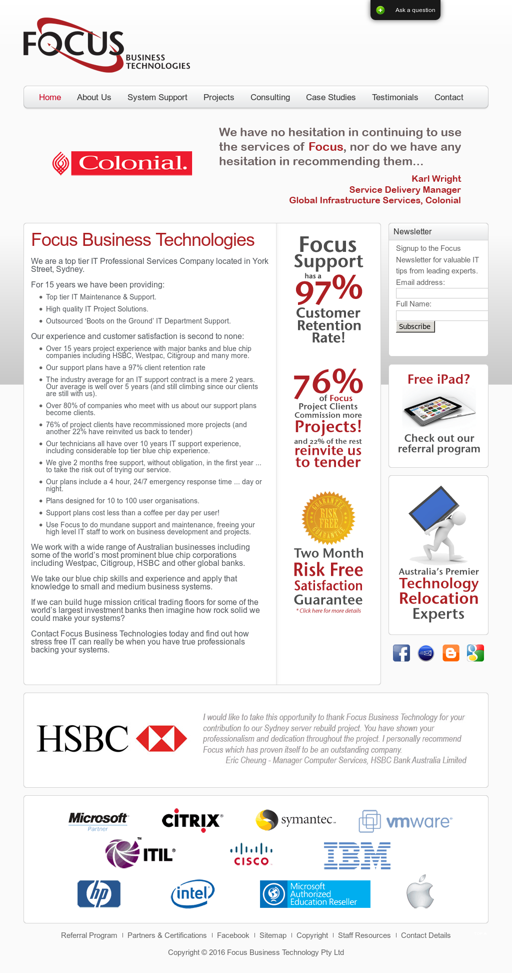 Focus Systems Maintenance Competitors, Revenue and Employees
