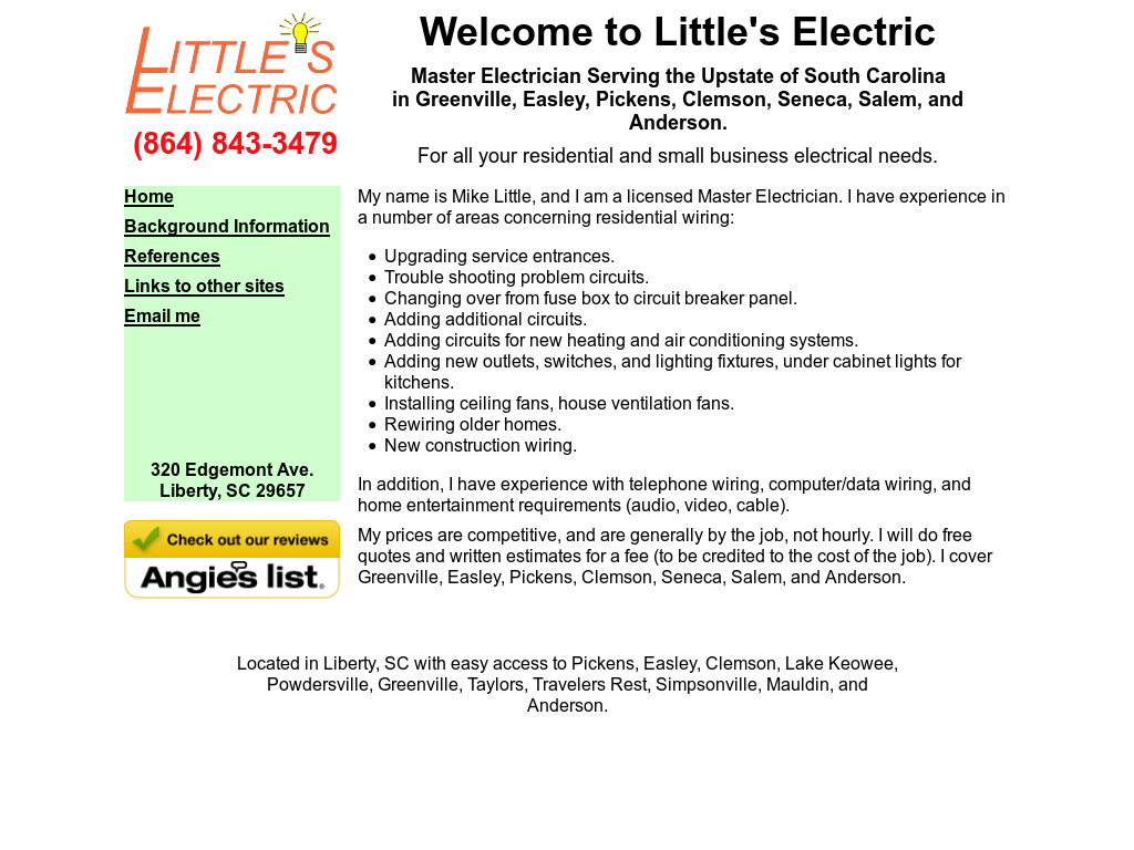 Littles Electric Competitors Revenue And Employees Owler Company Fuse Box Upgrade Cost Profile