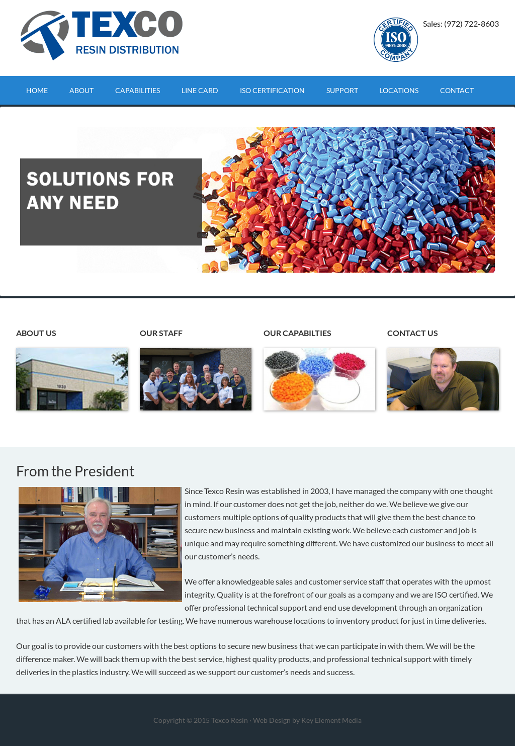 Texco Resin Distributing Competitors, Revenue and Employees