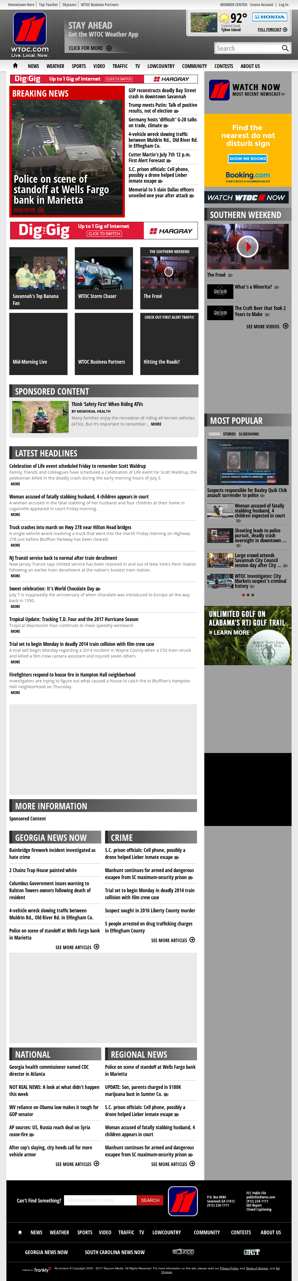 Owler Reports - WTOC: WTOC Meteorologist Pat Prokop Retiring