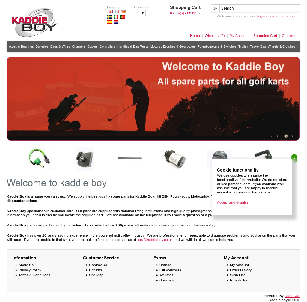 Kaddie Boy Competitors, Revenue and Employees - Owler Company Profile
