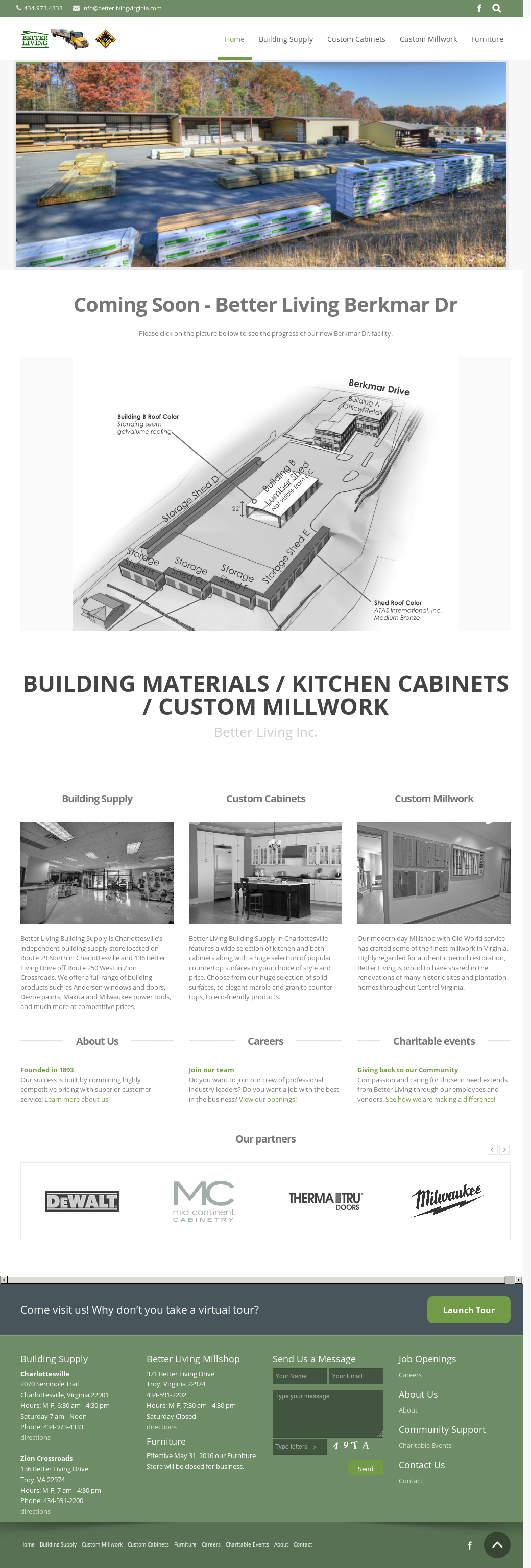 Better Living Building Supply Journal Foto And Wallpaper