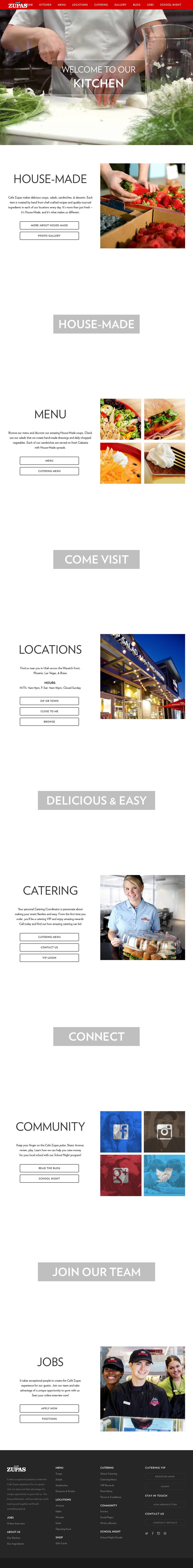 Cafe Zupas Competitors Revenue And Employees Owler Company Profile