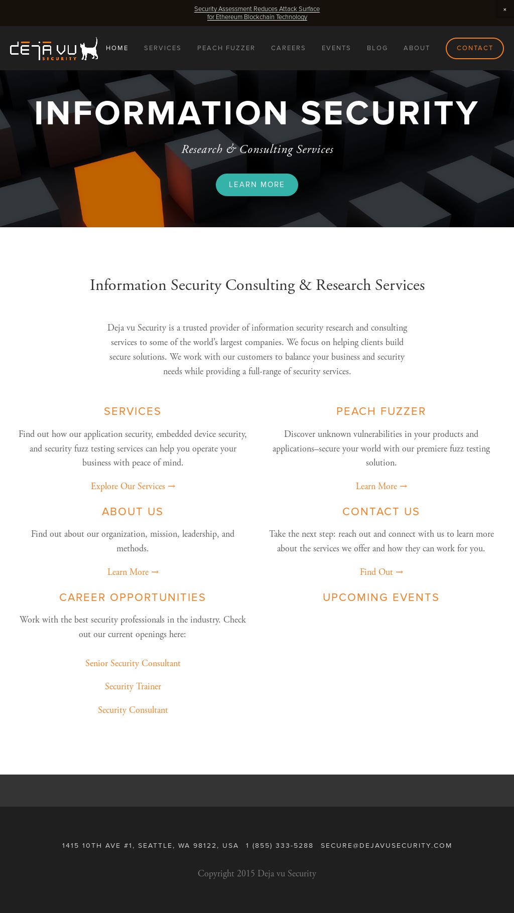 Deja vu Security Competitors, Revenue and Employees - Owler Company