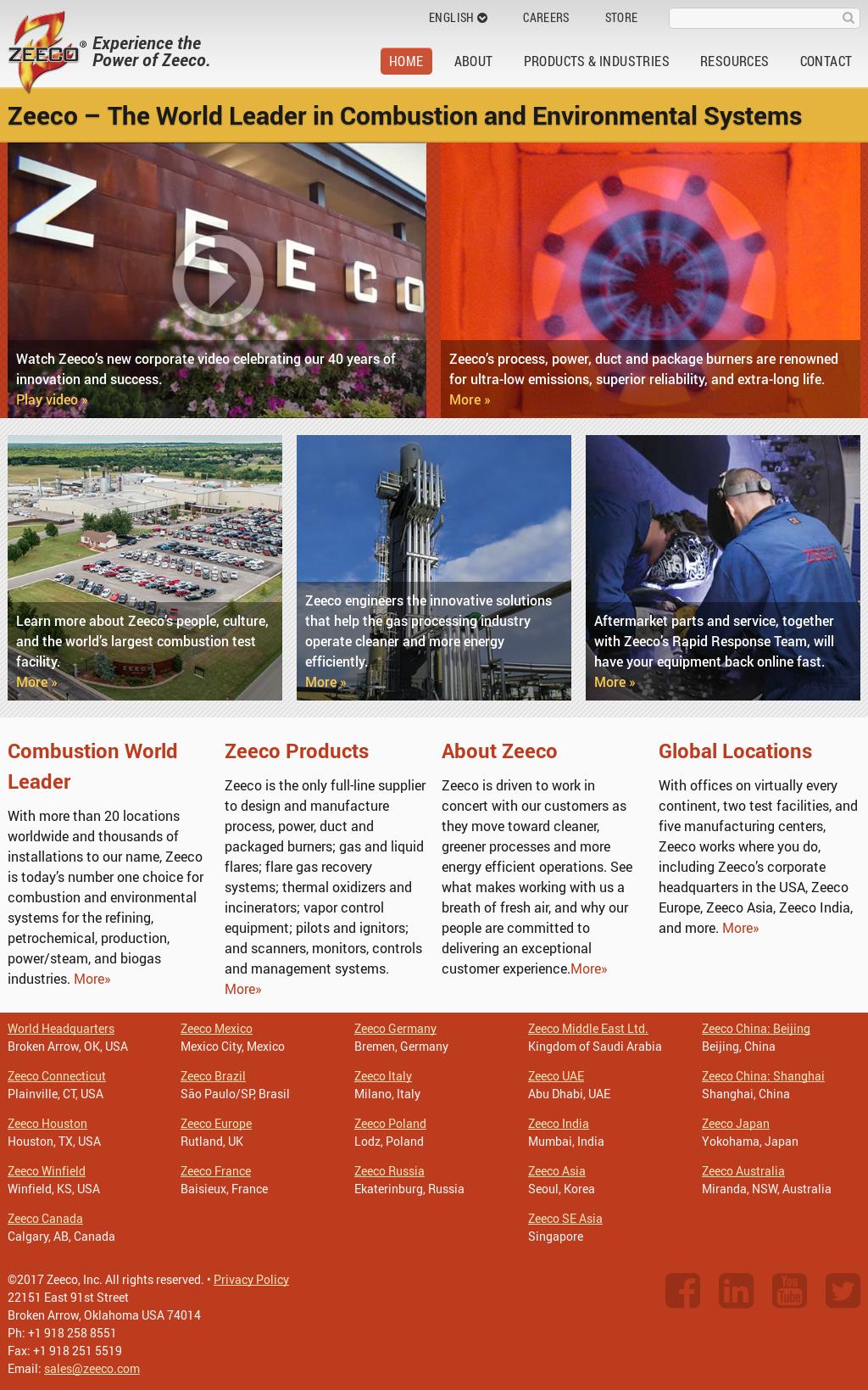 Zeeco Competitors, Revenue and Employees - Owler Company Profile