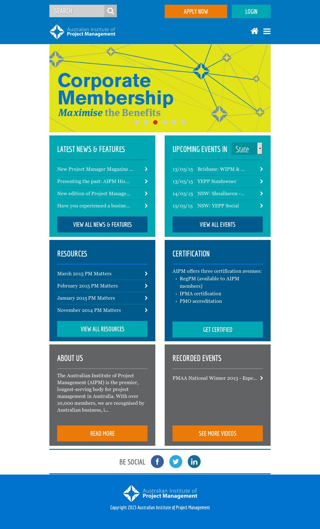 Australian Institute Of Project Management Competitors Revenue And