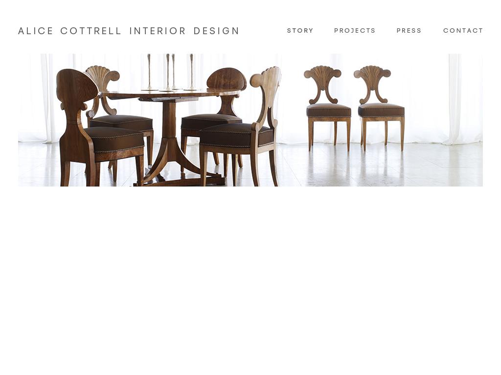 Alice cottrell interior design competitors revenue and employees owler company profile